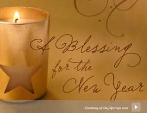 new year blessingadj